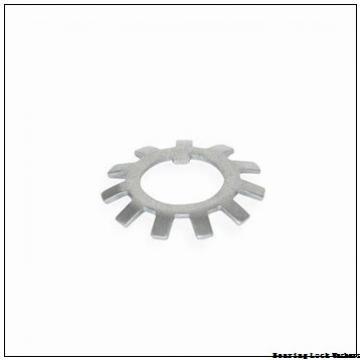 Standard Locknut W 13 Bearing Lock Washers
