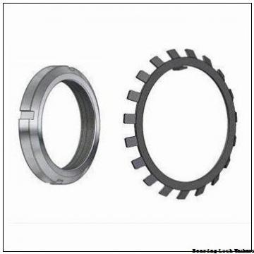 Standard Locknut W 022 Bearing Lock Washers