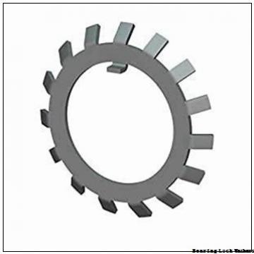 Standard Locknut W 07 Bearing Lock Washers