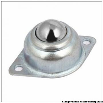 Rexnord ZFS5207S Flange-Mount Roller Bearing Units