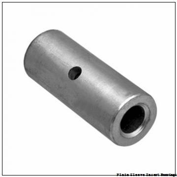 1.1250 in x 1.2500 in x 1.1250 in  Rexnord 701-00018-036 Plain Sleeve Insert Bearings