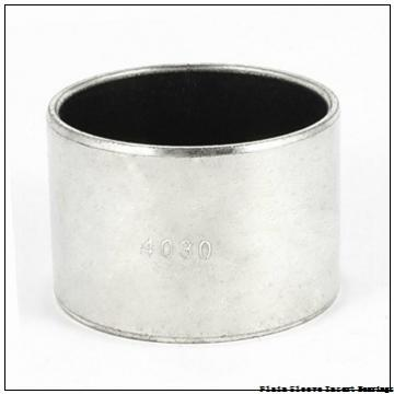 0.7500 in x .8750 in x 0.3750 in  Rexnord 701-00012-012 Plain Sleeve Insert Bearings