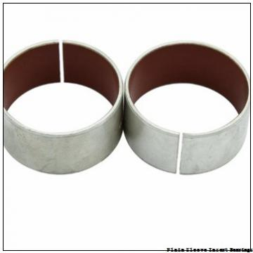 1.2500 in x 1.3750 in x 0.7500 in  Rexnord 701-00020-024 Plain Sleeve Insert Bearings