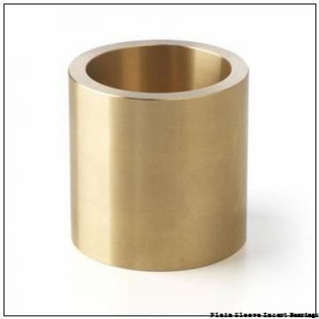 2.5000 in x 3.0000 in x 10.0000 in  Rexnord 701-01040-320 Plain Sleeve Insert Bearings